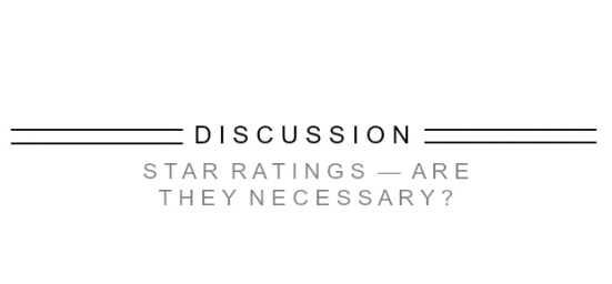 discussion-are-star-ratings-necessary