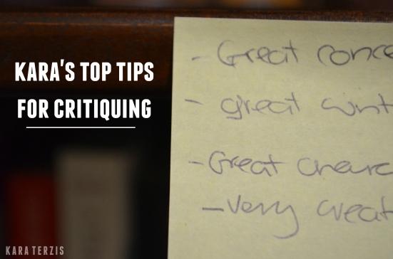 karas-top-tips-for-critiquing