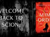 The Mime Order Blog Tour: Where Does Samantha ShannonWrite?