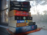 Putting the Fiction in Science-Fiction (+ BookHaul!)